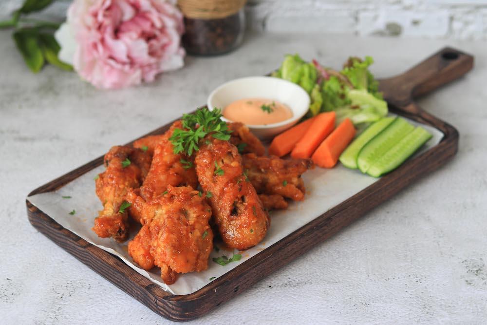 Starter - Chicken Wings (BBQ)