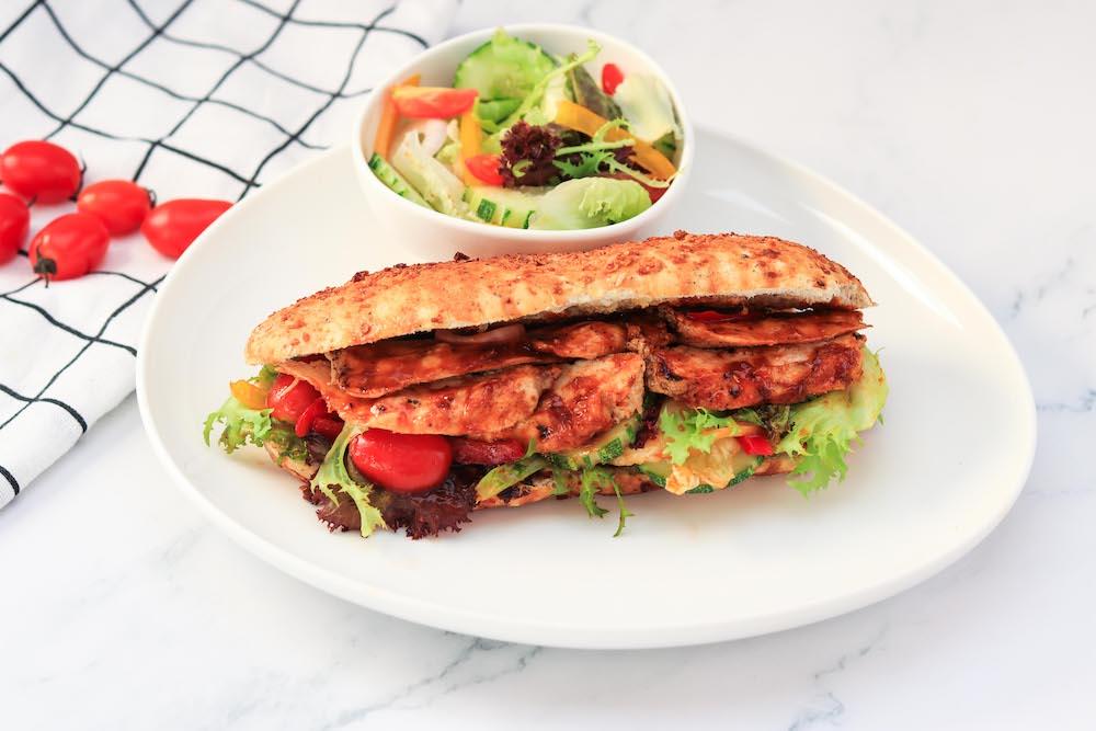 Sandwich - BBQ Chicken