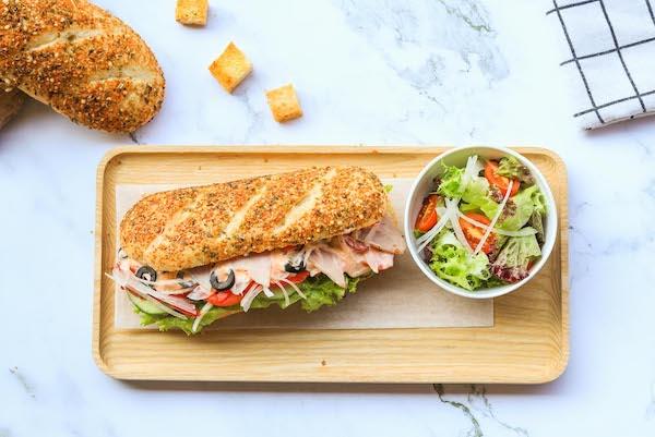 Sandwich - Classic Ham & Cheese