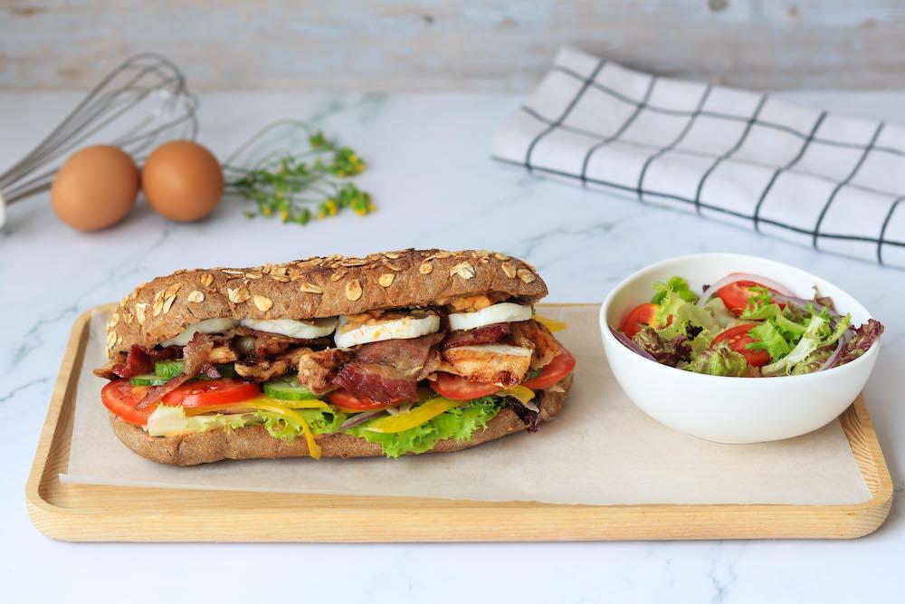 Sandwich - The Epic