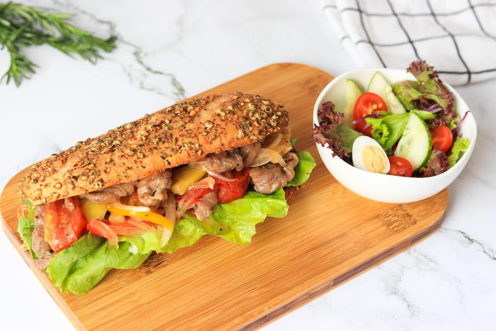 Sandwich - Tropical Beef